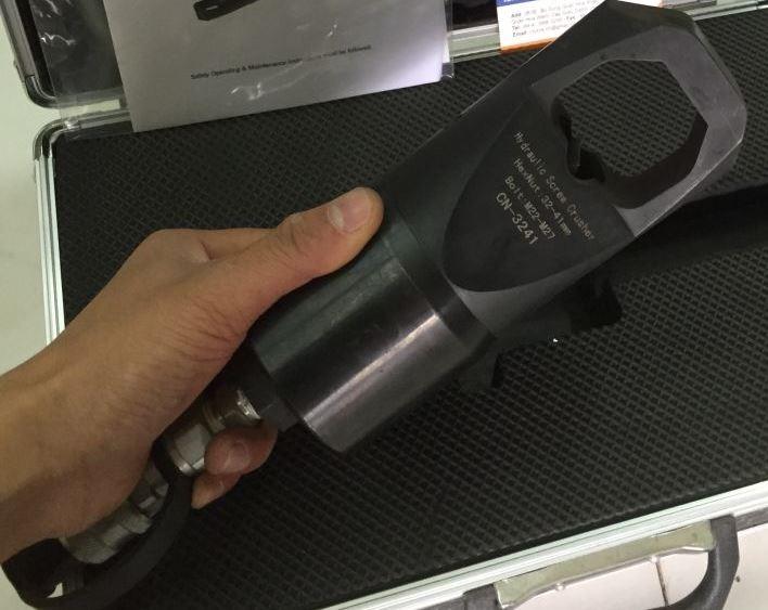 Kìm cắt đai ốc sử dụng bơm rời 1