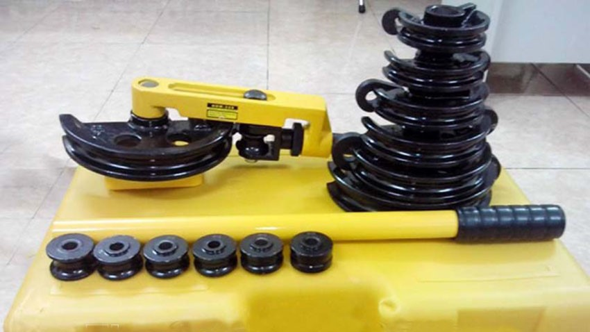 Máy uốn ống tròn bằng tay 1