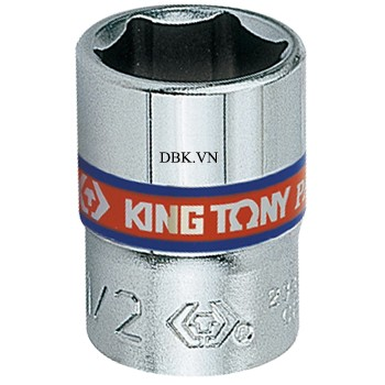 Đầu tuýp 1/4 inch size 3/16 Kingtony 233506S