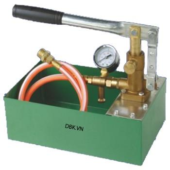 Bơm kiểm tra áp suất bằng tay 2.5 Mpa TLP HHS-2.5T