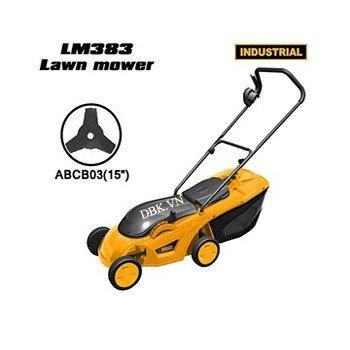 Xe đẩy cắt cỏ 1600W INGCO LM383