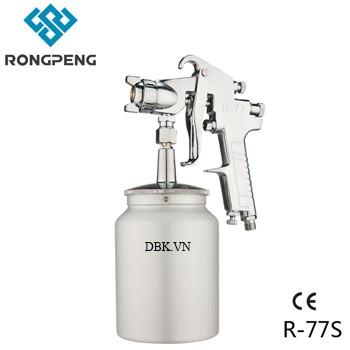Súng phun sơn công nghiệp 1000cc RONGPENG R-77S