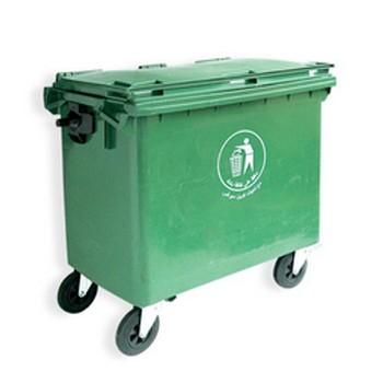 Thùng rác nhựa Anex B-109